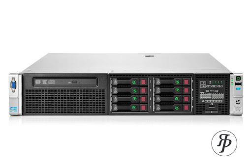 سرور DL380 G8 8SFF HP