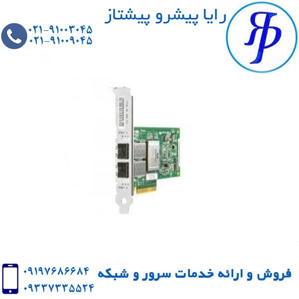 کارت HBA سرور اچ پی 81E 8Gb 2Port AJ763A