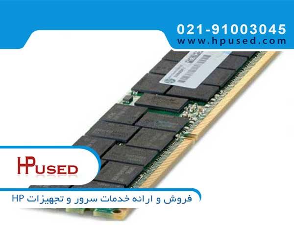 رم سرور اچ پی 16GB PC3L-10600 با پارت نامبر 647901-B21
