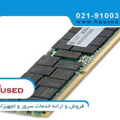 رم سرور اچ پی 8GB PC3L-12800R با پارت نامبر 731765-B21