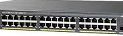 سوئیچ شبکه سیسکو 48 پورت WS-C2960XR-48LPD-I