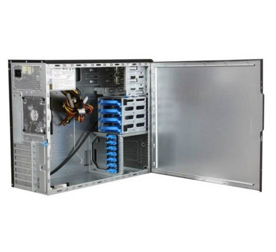 کیس سرور سوپرمایکرو CSE-732D2-400B