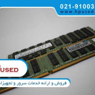 رم سرور اچ پی 8GB PC3-12800E