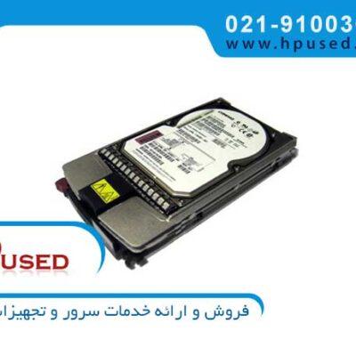 هارد سرور اچ پی 146GB Ultra320 SCSI 15K 347708-B22