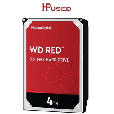 هارد دیسک وسترن دیجیتال قرمز 4TB RED 3.5