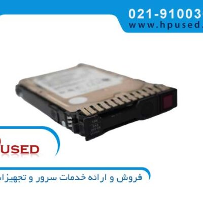 هارد سرور اچ پی 2TB 12G SAS 7.2K 765466-B21