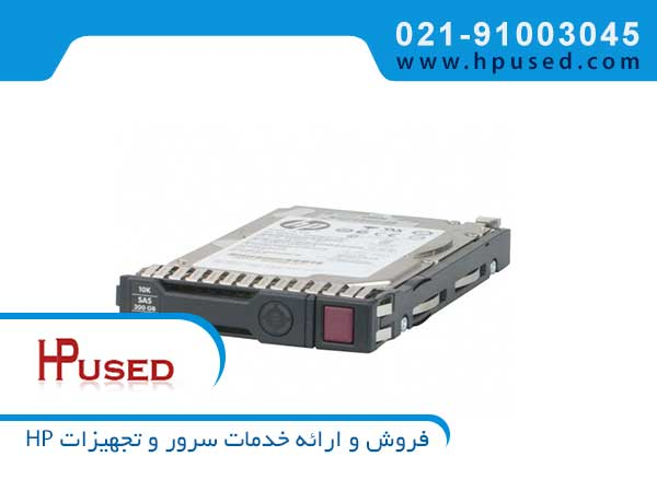حافظه اس اس دی سرور اچ پی 600GB 6G SATA 739898-B21