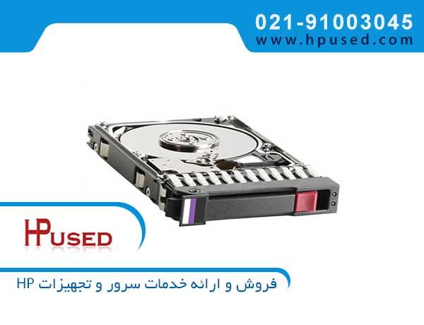 هارد ذخیره ساز اچ پی 4TB SAS K2Q82A