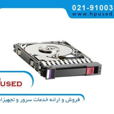 هارد سرور اچ پی 300GB 3G SAS 15K