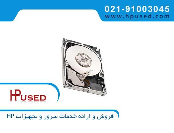 هارد سرور اچ پی 146GB 3G SAS 15K 384854-B21
