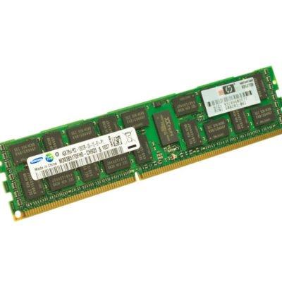 رم سرور اچ پی 2GB PC3-10600R-9 Kit