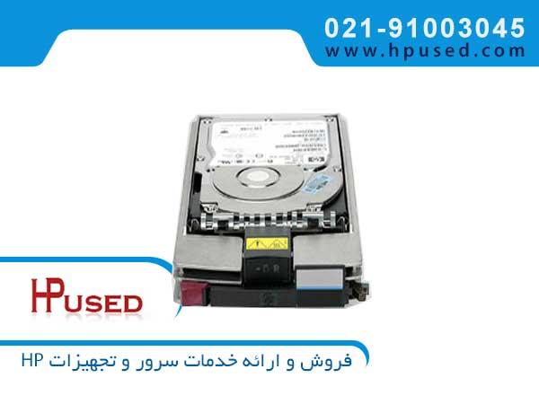 هارد سرور اچ پی 450GB M6412A 10K AP731B