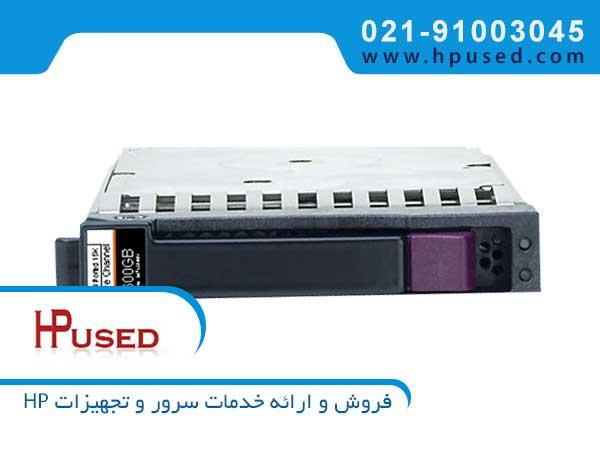 هارد سرور اچ پی EVA M6412A 600GB 15K AJ872B