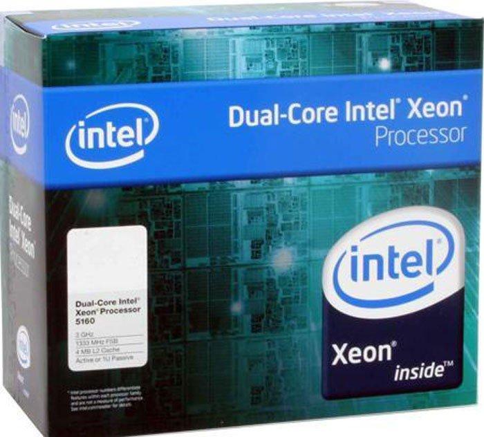سی پی یو سرور اینتل Xeon 5160