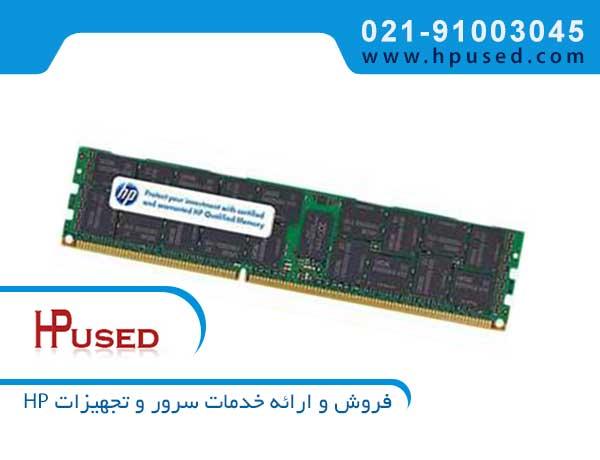 رم سرور اچ پی 8GB PC3-10600 با پارت نامبر 500662-B21