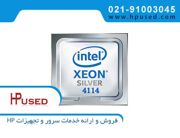 سی پی یو سرور اینتل Xeon Silver 4114