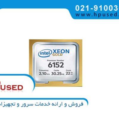 سی پی یو سرور اینتل Xeon Gold 6152