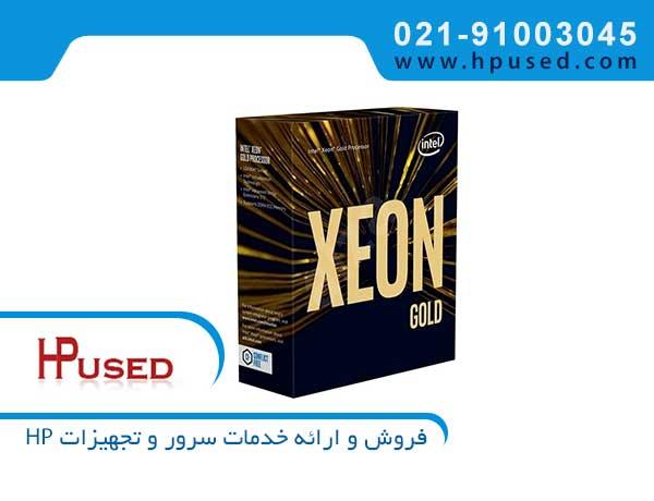 سی پی یو سرور اینتل Xeon Gold 5122