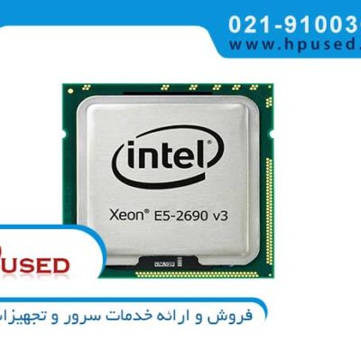 سی پی یو سرور اینتل Xeon E5-2690 v3