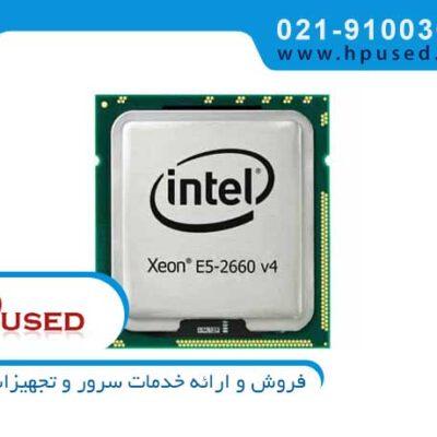 سی پی یو سرور اینتل Xeon E5-2660 v4
