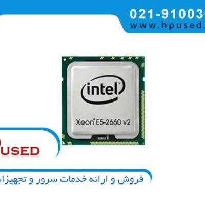 سی پی یو سرور اینتل Xeon E5-2660 v2