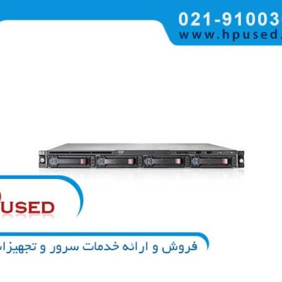 سرور اچ پی DL320 G6 X5650
