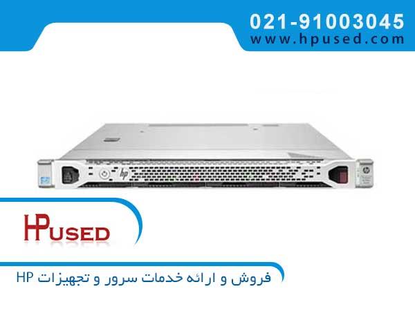 سرور اچ پی DL320e G8 v2 E3-1200v3