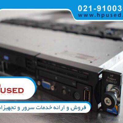 سرور رکمونت اچ پی DL360 G7 L5630 579242-001