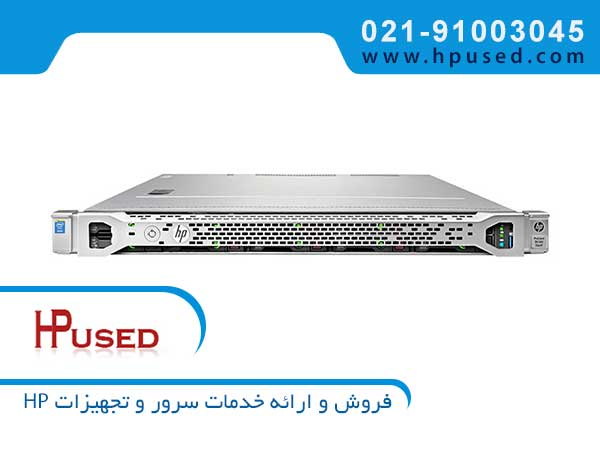 سرور رکمونت اچ پی DL360P G8 E5-2640 646902-001