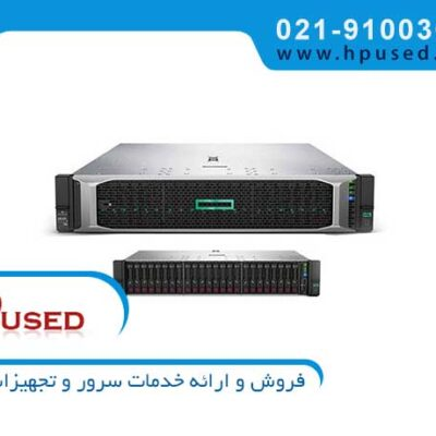 سرور اچ پی ProLiant DL380 Gen10 Xeon 4110 P06420-B21