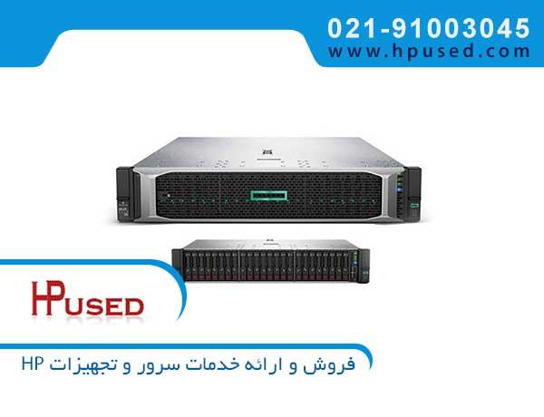 سرور اچ پی ProLiant DL380 Gen10 Xeon 4110 P06420-B21