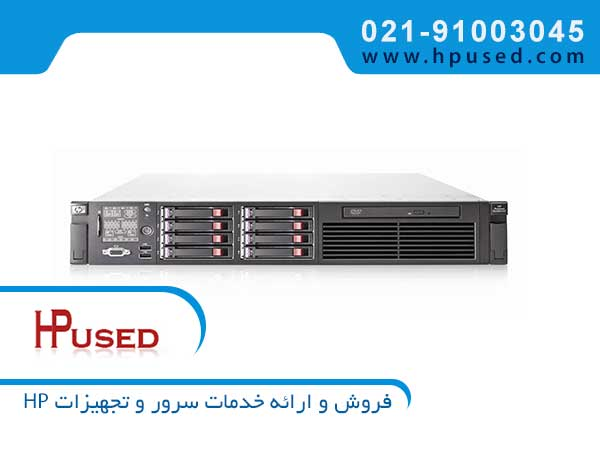 سرور اچ پی DL380 G7 E5-620