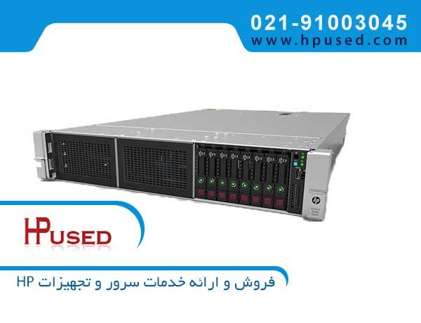سرور رکمونت اچ پی DL380 G9 E5-2620 v4 826682-B21