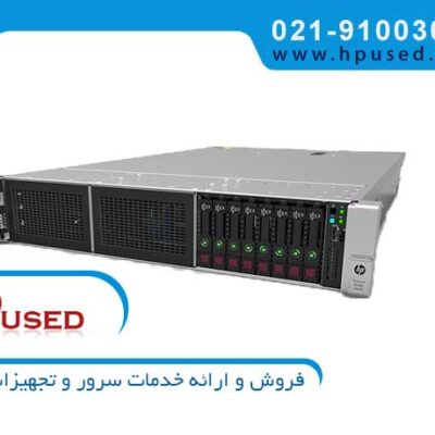 سرور رکمونت اچ پی ProLiant DL380 G9