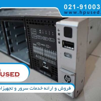سرور رکمونت اچ پی DL380P G8 E5-2650 642106-001