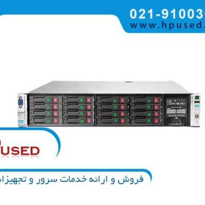 سرور اچ پی DL380P G8 E5-2620v2