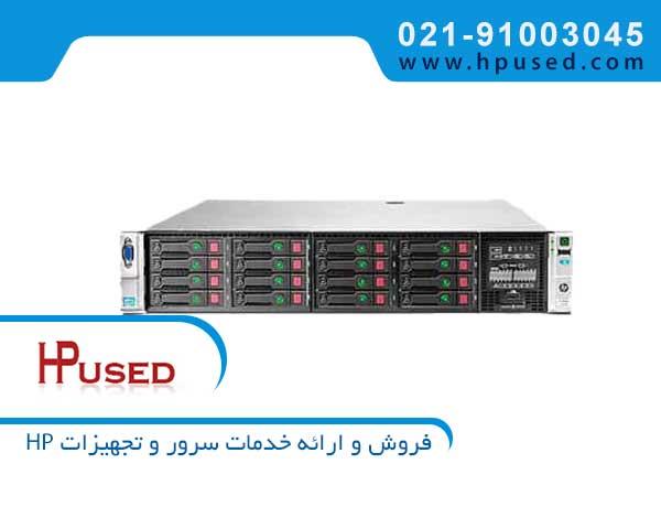 سرور اچ پی DL380P G8 E5-2620v2 733646-425