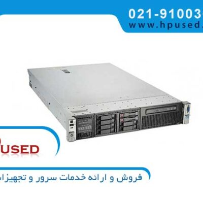 سرور اچ پی ProLiant DL380P Gen8 E5-2670 662240-B21