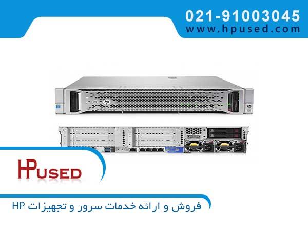سرور رکمونت اچ پی ProLiant DL380P G8 E5-2620