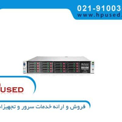 سرور اچ پی DL380e G8 669255-B21