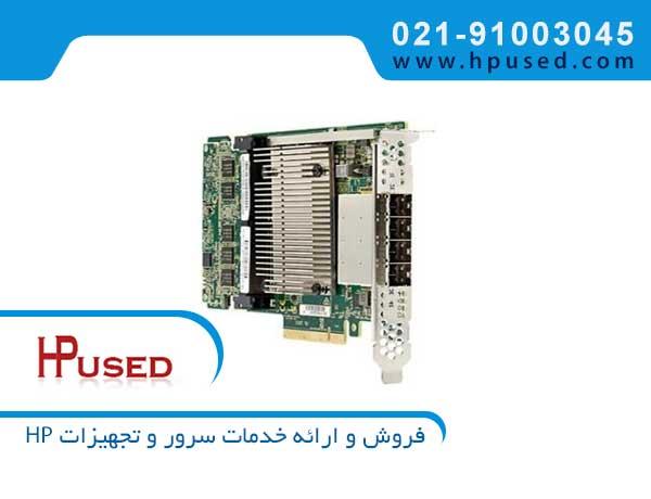 کارت HBA سرور اچ پی 12Gb PCIe 4Port H240nr