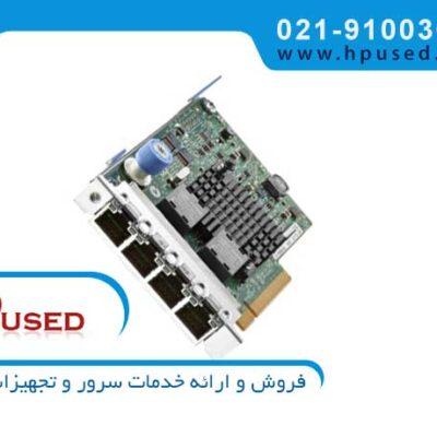 کارت شبکه سرور اچ پی 366FLR 4Port 665240-B21