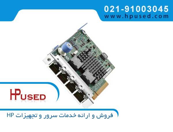 کارت HBA سرور اچ پی 366FLR 1Gb 4Port 665240-B21