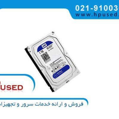 هارد وسترن دیجیتال Blue 1TB WD10EZEX