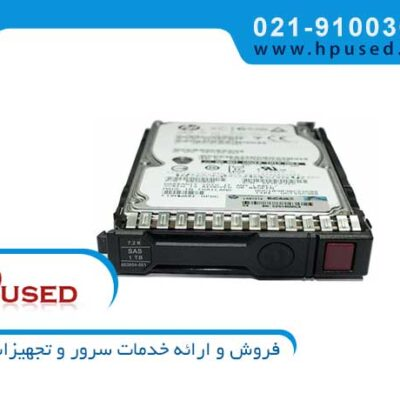 هارد سرور اچ پی 1TB 12G SAS 7.2K 832514-B21