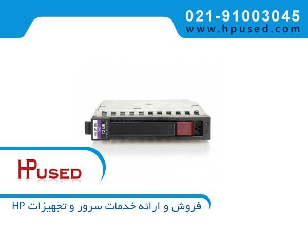 هارد سرور اچ پی 1TB 6G SAS 7.2K 507614-B21