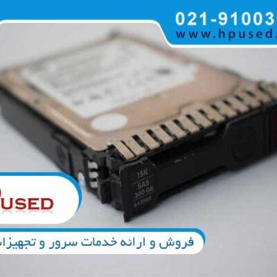 هارد سرور اچ پی 900GB 12G SAS 15K 870759-B21