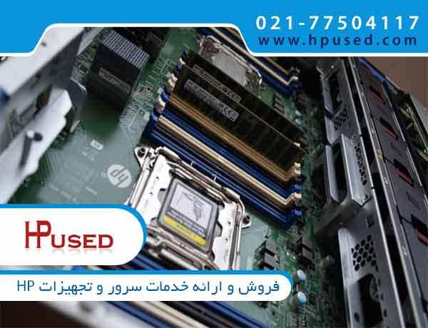 سرور اچ پی DL560 G9
