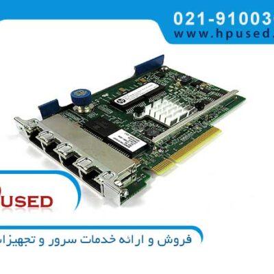 کارت شبکه سرور اچ پی 331FLR 629135-B21