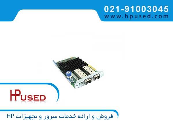 کارت شبکه سرور اچ پی 560FLR-SFP Plus 665243-B21